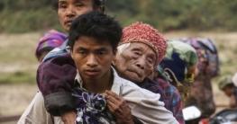 রোহিঙ্গাদের পর মিয়ানমার থেকে এবার আসছে বৌদ্ধরা