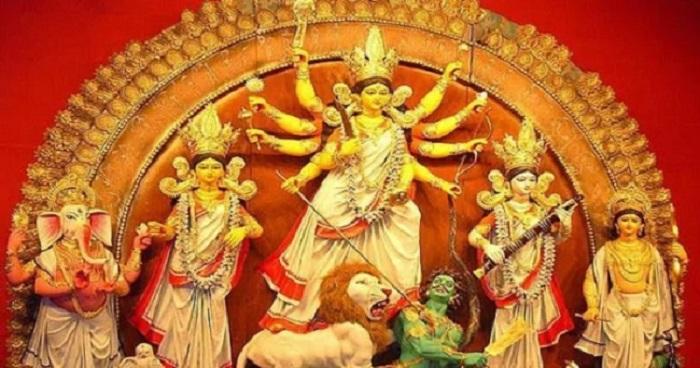 আজ থেকে সনাতন ধর্মাবলম্বী হিন্দু সম্প্রদায়ের দুর্গাপূজা শুরু