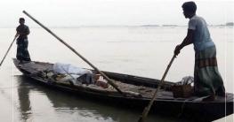 ধুনটে যমুনা নদীর পানি স্থিতিশীল