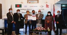 বাংলাদেশের তৈরি 'বেমসিভির ইনজেকশন' যাবে নেপালে