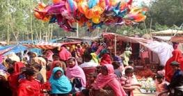 গাবতলীর ঐতিহ্যবাহী পোড়াদহ মেলা সম্পন্ন, আজ বউ মেলা