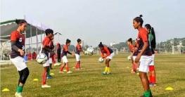 স্থগিত নারী ফুটবল লিগ মাঠে গড়াবে শনিবার