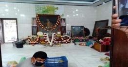 দুপচাঁচিয়ায় শ্রী শ্রী লোকনাথ ব্রক্ষচারীর ১৩১ তম তিরোধান উৎসব