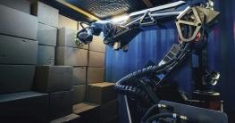 বস্টন ডায়নামিক্সের নতুন রোবট 'স্ট্রেচ'