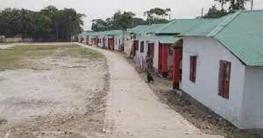শাজাহানপুরে ইউএনও হস্তক্ষেপ জলাবদ্ধতা মুক্ত হলো আশ্রয়ন প্রকল্প