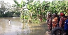ধুনটে নদীতে গোসল দিতে গিয়ে স্কুল ছাত্রী নিখোঁজ