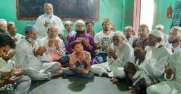 গাবতলীতে মুক্তিযোদ্ধা সন্তান কমান্ডের দোয়া মাহফিল