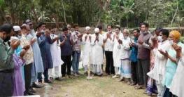 গাবতলী গোড়দহ তরফমেরু বৃহত্তর জামে মসজিদের উন্নয়ন কাজের উদ্বোধন