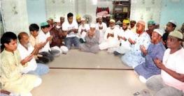 গাবতলীতে রবিন খানের জন্মদিন উপলক্ষ্যে ছাত্রলীগের দোয়া মাহফিল