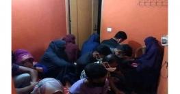বগুড়ায় আবাসিক হোটেল থেকে নারীসহ ১৭জন আটক, ৭ জনের কারাদন্ড
