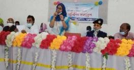 সোনাতলায় নারী নির্যাতন ও ধর্ষন বিরোধী বিট পুলিশিং সমাবেশ অনুষ্ঠিত