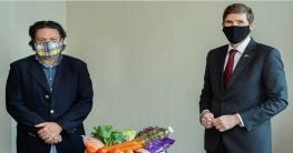 করোনা মোকাবিলায় যুক্তরাষ্ট্রের ৭ মিলিয়ন ডলারের খাদ্য সহায়তা