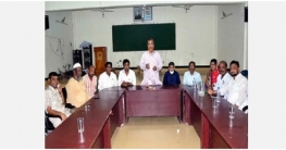 বগুড়া জেলা উপজেলা ভাইস চেয়ারম্যান অ্যাসোসিয়েশনের সভা অনুষ্ঠিত