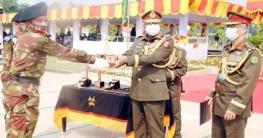 বগুড়া সেনানিবাসে ৮১তম সাঁজোয়া রিক্রুট ব্যাচ এর প্রশিক্ষণ
