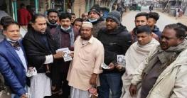 গাবতলীতে আওয়ামী লীগ মনোনীত মেয়র প্রার্থী শিলু'র গণসংযোগ