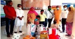 নন্দীগ্রামে প্রতিবন্ধী বাবলু পেলো প্রধানমন্ত্রীর দোকান ঘর