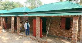 মুজিববর্ষ উপলক্ষে গাবতলীতে ৪৫জন পরিবার পাচ্ছে দূর্যোগ সহনীয় ঘর