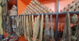 বগুড়ায় ২০ হাজার শ্রমিকের হাতে তৈরি হচ্ছে এ্যানটিক গহনা