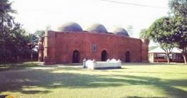বগুড়া শেরপুরের প্রাচীনতম খেরুয়া মসজিদ এখন আরও সুন্দর