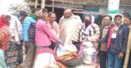 সোনাতলায় অগ্নীকান্ডে ক্ষতিগ্রস্থদের পাশে দাঁড়ালেনঃ এমপি শিল্পী