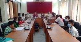সোনাতলায় জাতীয় শোক দিবস উপলক্ষে চিত্রাঙ্কন ও রচনা প্রতিযোগীতা