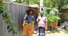 শিবগঞ্জে পুষ্টি প্রযুক্তি গ্রামের সুবিধা পাচ্ছে কৃষকেরা