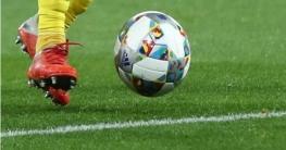 খেলার মাঠেই ফুটবলারের আকস্মিক মৃত্যু