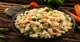 সকালের নাস্তায় ভিনদেশি স্বাদ দেবে 'সুজির উপমা'