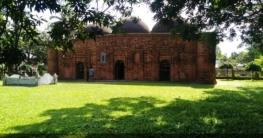 বগুড়া শেরপুরের কালের সাক্ষী ঐতিহাসিক খেরুয়া মসজিদ
