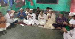 গাবতলীতে শহীদ মুক্তিযোদ্ধাদের মাগফিরাত কামনায় দোয়া মাহফিল